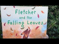 (7) Fletcher and the Falling Leaves by Julia Rawlinson Read Aloud Children's Book - YouTube