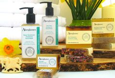 Freshly created and handmade by us..Aberglasney Gardens new 'Gardeners Wash Range' includes ‪#‎Pembrokeshire‬ ‪#‎Welsh‬ ‪#‎Dragon‬ ‪#‎Soap‬