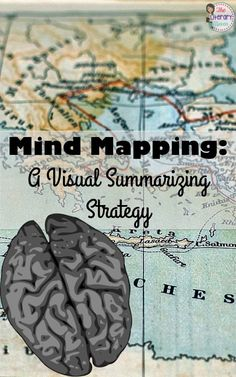 Mind maps are a visually appealing summarizing strategy, which can be used to enhance students' recall of information as well as to synthesize information from multiple sources. This strategy can be used with fiction or nonfiction texts and can be added to as student progress in their reading.