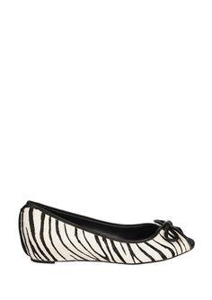 Zebra Stripe FRANCO SARTO Model