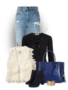 """""""Monday"""" by sherry7411 ❤ liked on Polyvore featuring Alexander Wang, Longchamp, Hollister Co., Monsoon, Panacea and Cloverpost"""