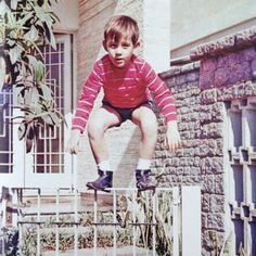 """""""Little"""" Ayrton Senna"""