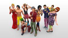 The Sims - Demo Criar Um Sim - Site Oficial