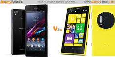 Best Smartphone, Sony Xperia, Battle