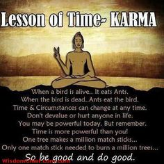 This saying is something to remember. Karma has no time line. Funny Quotes About Life | Funny Karma Quotes And Sayings Tumblr