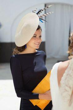 convidadas de chapéu #headpieces #wedding casar com graça wedding planner casamentos