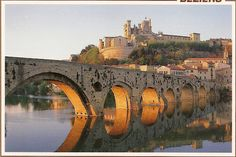 Le canal du Midi-Beziers-France  http://www.leboat.com/vacations/destinations/france/canal-du-midi