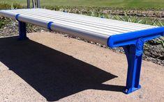 Town & Park SPTP.WBTD.A.LF.2000 Metro Wide Bench