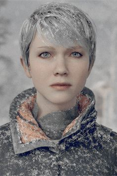 Detroit: Become Human, Kara Luther, Quantic Dream, Night In The Wood, Becoming Human, The Evil Within, Detroit Become Human, Life Is Strange, Dragon Age, Photos