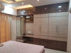 wardrobe design for bedroom