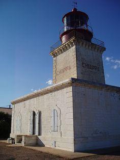 Phare de Chiappa - Porto Vecchio, (Corse du Sud)