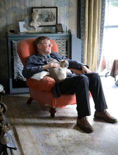 Antony Crolla shoots Alan Bennett at home