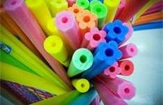 What Can You Make with a Pool Noodle? Tons of great ideas!!