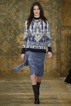 Tory Burch RTW Fall 2015