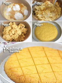 Mısır Ekmeği Tarifi Kadincatarifler.com - En Nefis Yemek Tarifleri Sitesi - Oktay Usta