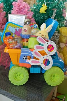 Baby Easter Baskets