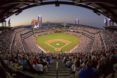 Citizens Bank Park, Philadelphia, PA - The Phillies