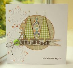 Kath's Blog......diary of the everyday life of a crafter: Hero Arts Christmas...Day 3