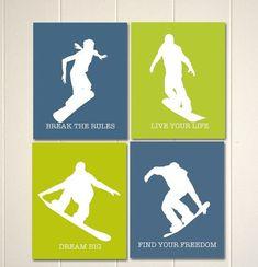 snowboard artwork - Google Search