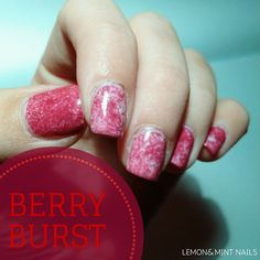 Berry Burst - Go to www.lemonnmintnails.weebly.com