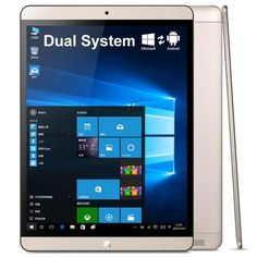 [USD151.00] [EUR142.42] [GBP110.97] ONDA V919 Air Windows 10 & Android 4.4 32GB