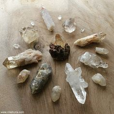 Want to learn how to create a powerful crystal grid? Give a call and let us set you up with our Intuitive Tool Kit service!
