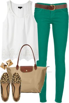 Color pantalon