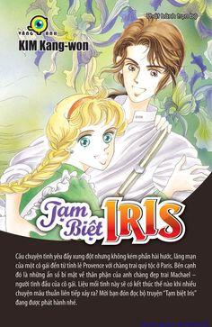 Bibi Iris - tam biệt Iris  5c 85k
