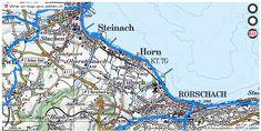 Horn TG Velowege Fahrrad velotour #mobil #routenplaner https://ift.tt/2H5yorM #geodaten #GeoSpatial