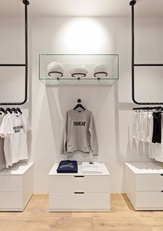 Design showcase: Ron Dorff's first UK store - Retail Design World