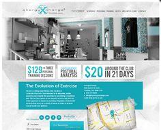 My Energy Xchange website by Fusion Studios Inc. Wellness Clinic, Web Design Inspiration, Studios, Website