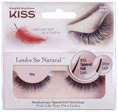 Kiss Products Looks so Natural Lashes, Shy, 0.03 Pound (Pack of 3) -- Visit the image link more details.