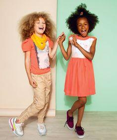 NONO girls fashion ss14 http://www.minimoda.es
