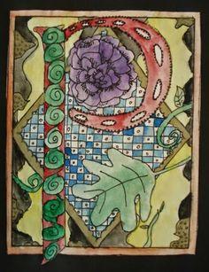 a faithful attempt: Grade 6: Medieval Art Project