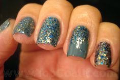 Shimmer Polish Adrienne Top Coat It
