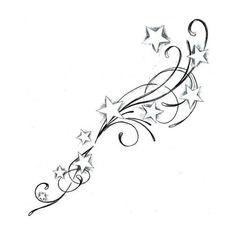 Star Tattoos* add to my foot tattoo* Mom Tattoos, Trendy Tattoos, Future Tattoos, Body Art Tattoos, Sleeve Tattoos, Tattoos For Women, Tatoos, Star Foot Tattoos, Tattoo Sister