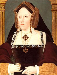 Catherine of Aragon - 1st wife of Henry VIII - Born 1485, Queen 1509 to 1533, Died 1536 - had 1 child - Princess Mary