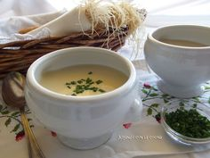 Vichyssoise con y sin Thermomix. Magimix Cook, Good Food, Cooking, Tableware, Kitchen, Recipes, Fun, Vegan Recipes, Cooking Recipes