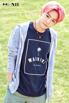 Jinwoo (Winner) - NII (S/S '16)