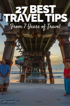 27 Best Travel Tips for couple and adventure travellers based on 7 Years Traveling the World World Travel Guide, Travel Tips, Travel Hacks, Travel Advise, Travel Ideas, Greatest Adventure, Adventure Travel, Travel Couple, Family Travel