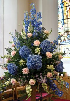 church arrangements - Google Search