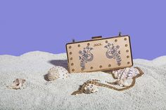 """GREEK SPIRIT Inspired by the sea`s deep blue and Greek island`s white, our new 'Greek Spirit' collection will virtually tour you to the Aegean and Ionian islands. The slogan of the line is """"My Greek Island Home"""" and """"Olive Branch with a Mediterranean Flair"""". Stunning handmade engraved details and prints on bags and wallets embellish our new collection.  www.doca.gr #greekspirit #greek #island #blue #fashion #patterns Island Blue, Fashion Patterns, Greek Islands, Blue Fashion, Deep Blue, Slogan, Embellishments, Wallets, Spirit"""