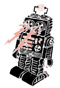 Robot   #Zap