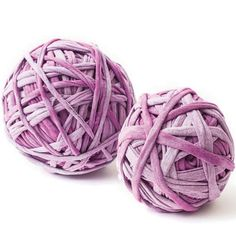 T-shirt yarn can be used in a number ways, from knitting throws to adding embellishments to other projects. Learn how to make T-shirt yarn to make your own creative, useful items. Fabric Board, String Crafts, Yarn Ball, Old T Shirts, Knitted Throws, How To Make Tshirts, T Shirt Yarn, Loom Knitting, Dressmaking