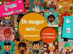 De mayor seré…, una app para iniciarse en la lectoescritura