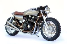 Honda CB750 Nighthawk Cafe Racer by Iconic Moto Culture #motorcycles #caferacer #motos | caferacerpasion.com