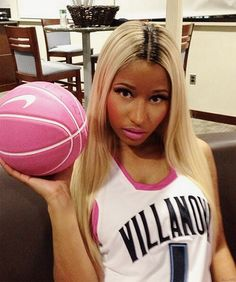 Nicki minaj all hoops