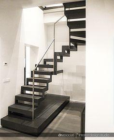 #stairs #project #dnassociati #interior #design #studio #Napoli