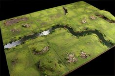 Incredible terrain tiles. Why have I never seen Tetris-style pieces like this?