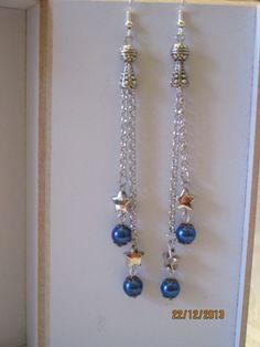 earrings - sold 31/12/2013